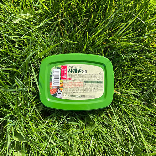 Seasoned soybean paste 사계절 쌈장 (170g)