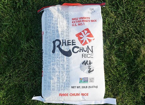 Rhee Chun Rice 이천 쌀(9.07kg)