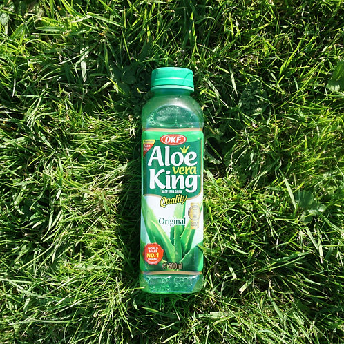 Aloe Vera Juice 알로에 주스(500ml)