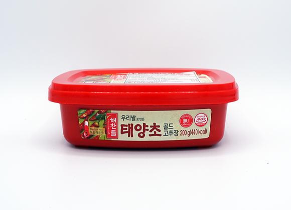 Red Chili Paste  Gold 200g (쌀고추장)