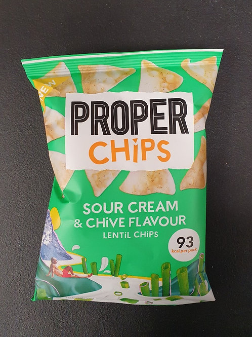 Proper Chips Sour Cream & Chives_BB:140421 (20g)