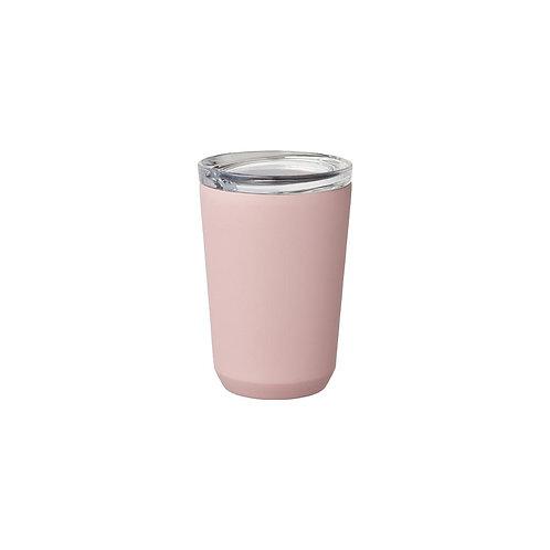 KINTO To-go tumbler Pink 360ml