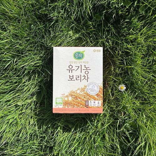 Organic Roasted Bio Barley tea 유기농 보리차 (300g)