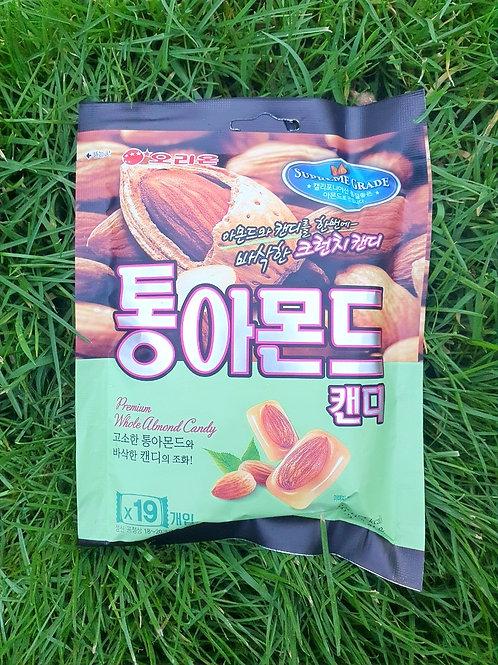 Almond Candy 통아몬드 캔디 (90g)