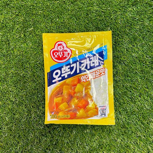 Ottogi Curry (Medium spicy) 오뚜기 카레