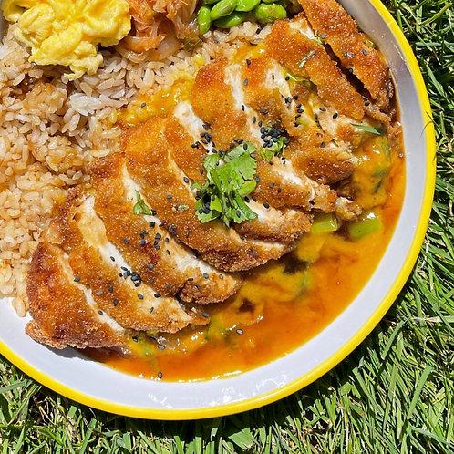 Chicken Katsu Curry (1P)