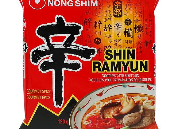Shin Ramyun Noodle 120g (신라면)