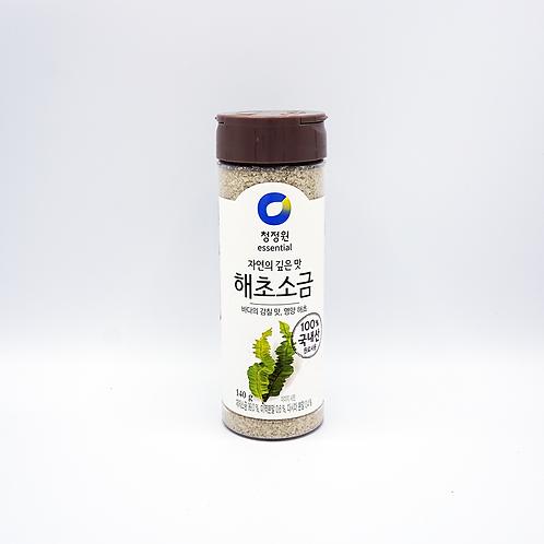 Korean Seaweed Salt 해초소금(140g)