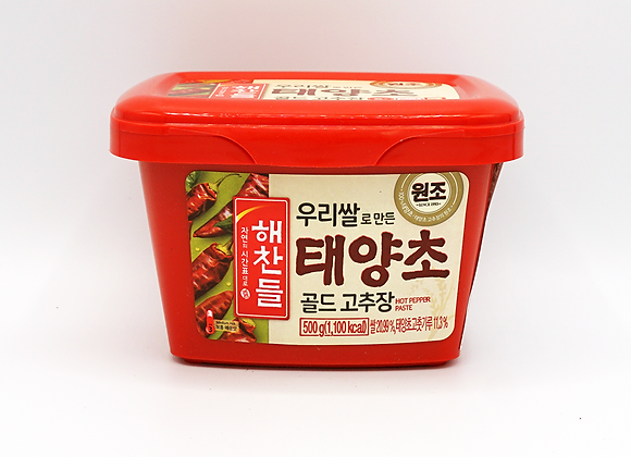 Red Chilli Paste Gold 500g (쌀고추장)