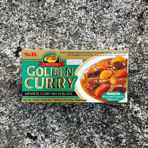Japanese golden curry - medium hot