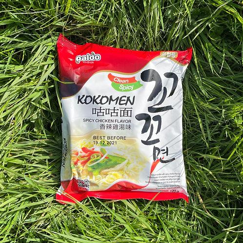 Kokomen chicken noodle soup 꼬꼬면