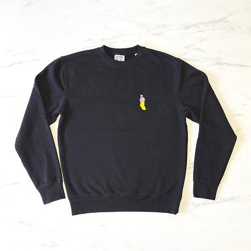 Jaru black jumper