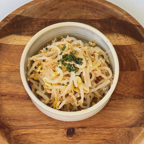 Bean Sprouts Salad (v) 숙주나물