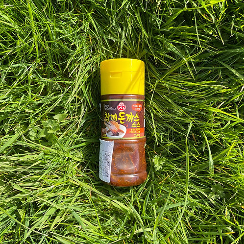Sesame seed cutlet sauce 오뚜기 참깨 돈까스 소스(290g)