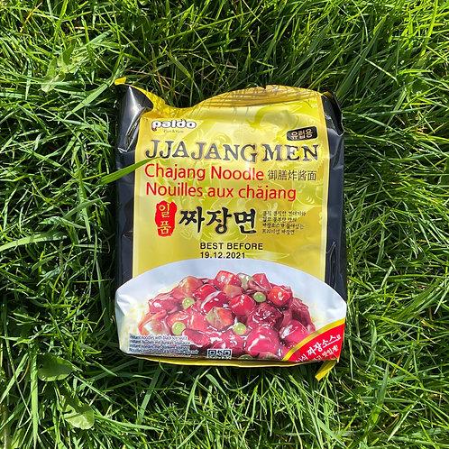 Jjajang ramen 팔도 일품 짜장 (200g)