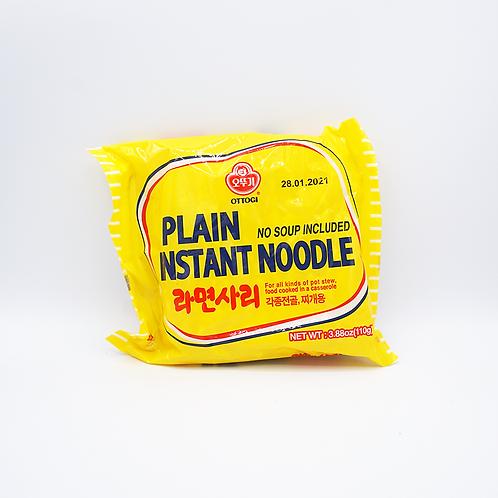Plain Instant Noodle (라면사리)