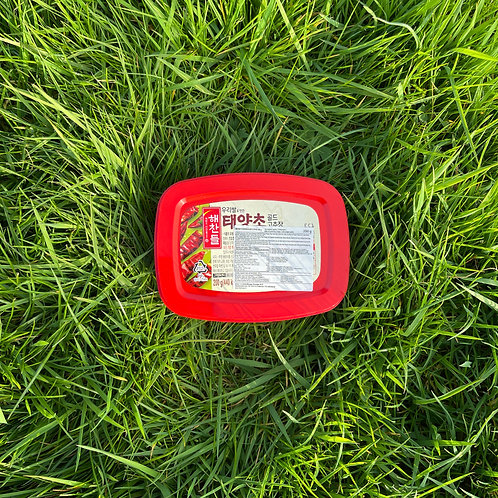 Gochujang - Red Chili Paste  Gold 200g (쌀고추장)
