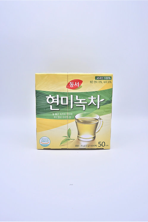 Brown Rice Green Tea 현미녹차(50ea)