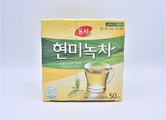 Brown Rice Green Tea 현미녹차(50ea)