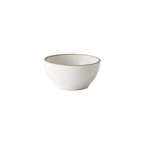 KINTO bowl (Nori, 120mm, white/black)
