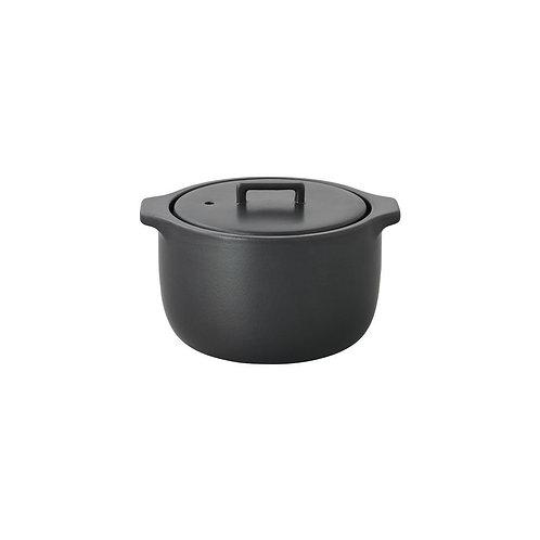 KINTO kakomi Rice cooker (black)