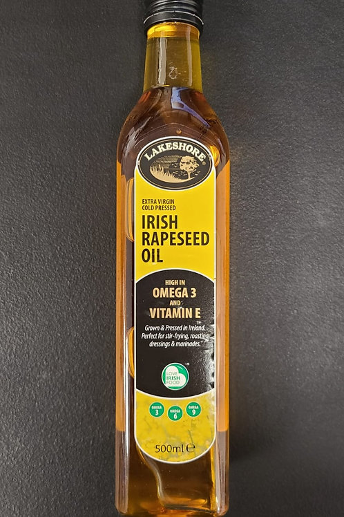 Lakeshore extra virgin rapeseed oil