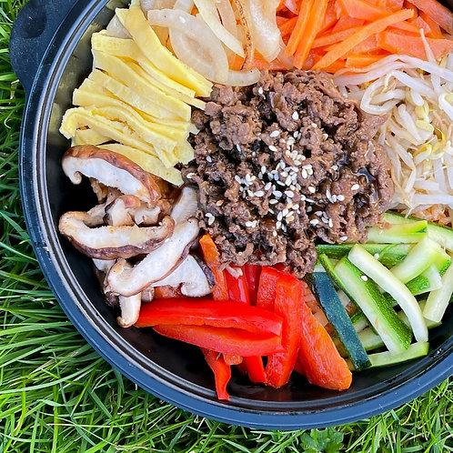 Beef Bibimbap 비빔밥