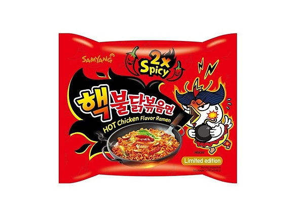 Extra Spicy Hot Chicken Ramen 핵불닭볶음면(140g)