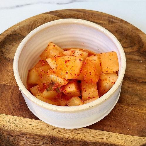 Radish Kimchi (v) 깍두기