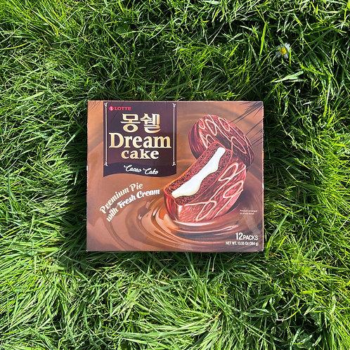 Moncher Cacao Cake 몽쉘 카카오 (12ea)