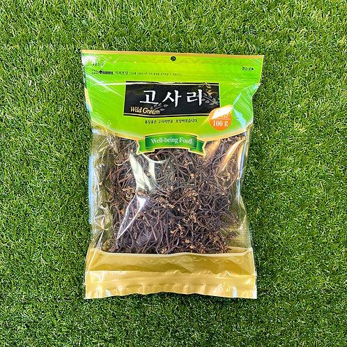 Dried Bracken - Gosari 고사리 100g