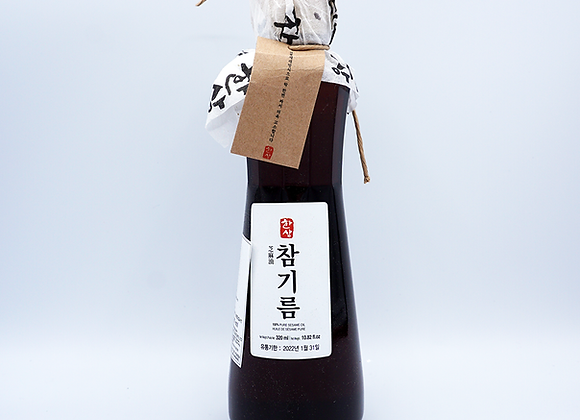 Sesame Oil 320ML (참기름)