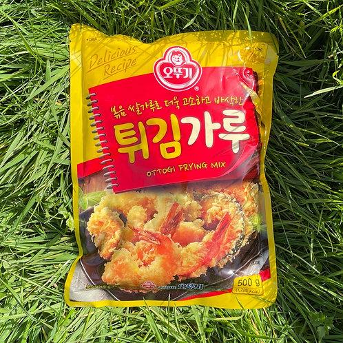 Korean fry powder mix (tempura) 튀김가루