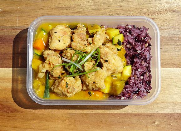 Chicken Katsu Curry 치킨카레