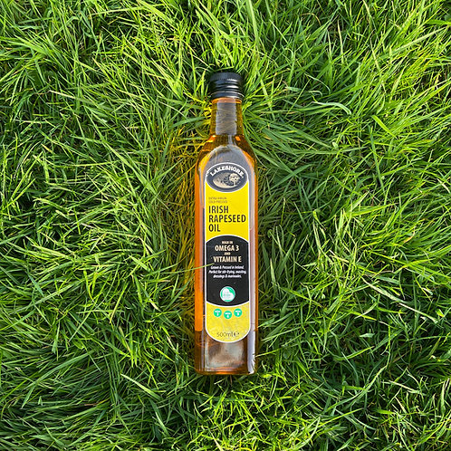 Lakeshore extra virgin rapeseed oil (500ml)
