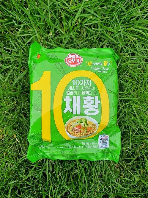 Vegan Soup Ramen 채황 (110g)