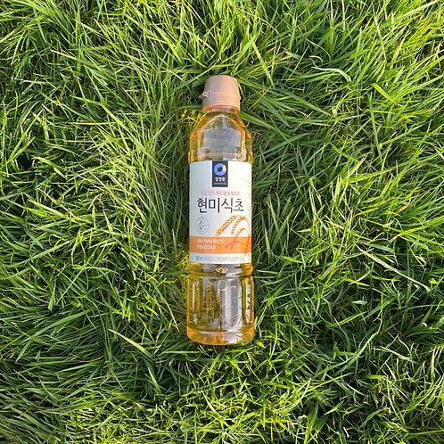 Brown rice vinegar 현미식초 500ml