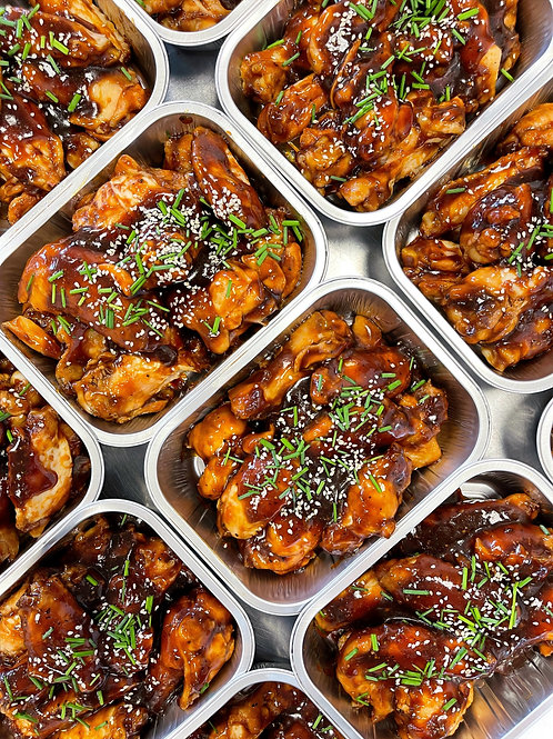 Korean BBQ Chicken Wings 치킨윙구이