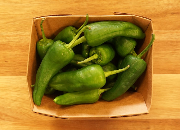 Fresh padron peppers 100g