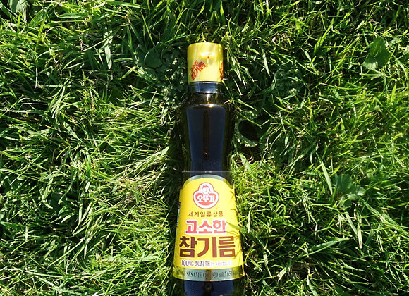 Korean Sesame Oil 오뚜기 참기름(320g)