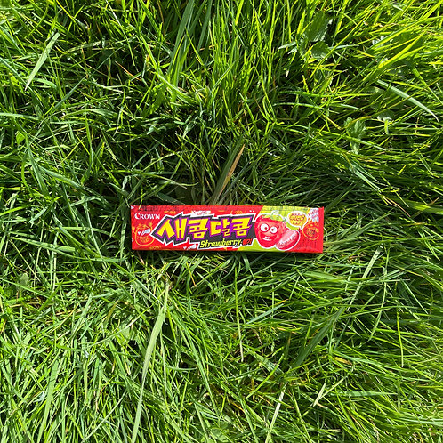 Chewing candy 새콤달콤 딸기 (29g)