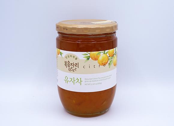 Yuzu Citron Tea 620g (유자차)