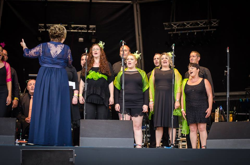 P&O Ferries Choir, Leeds Castle 2014