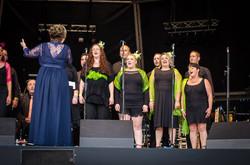 P&O Ferries Choir, Leeds Castle 2014