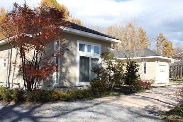 ロレート南軽井沢 平屋アメリカンハウス 15,396万円