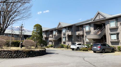 ベルプラット軽井沢214号室