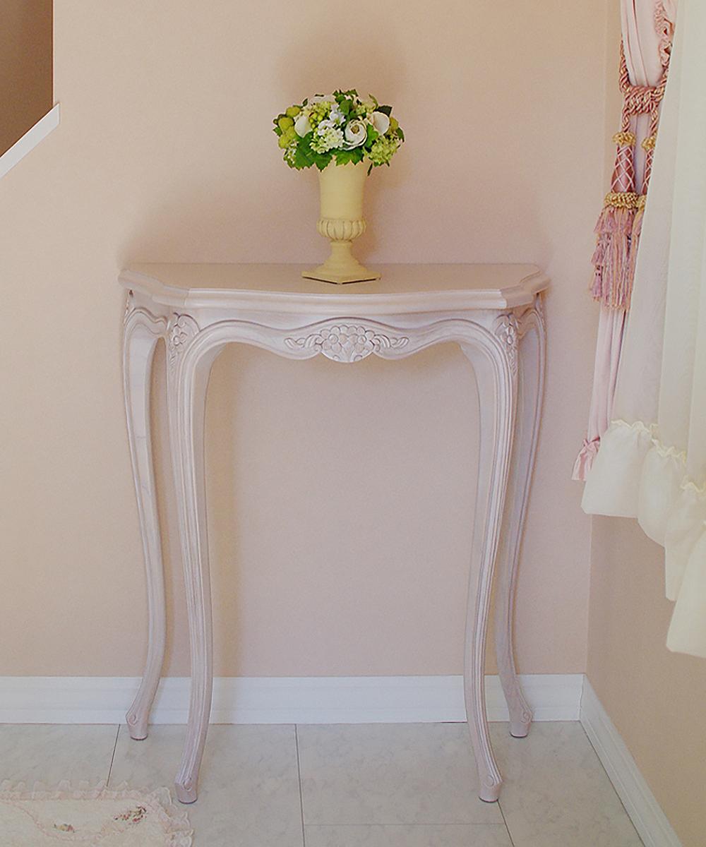 ルイ15世スタイル/コンソールテーブル
