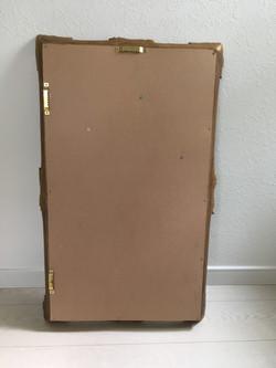 壁掛けレターボード(クラシック・ゴールド)