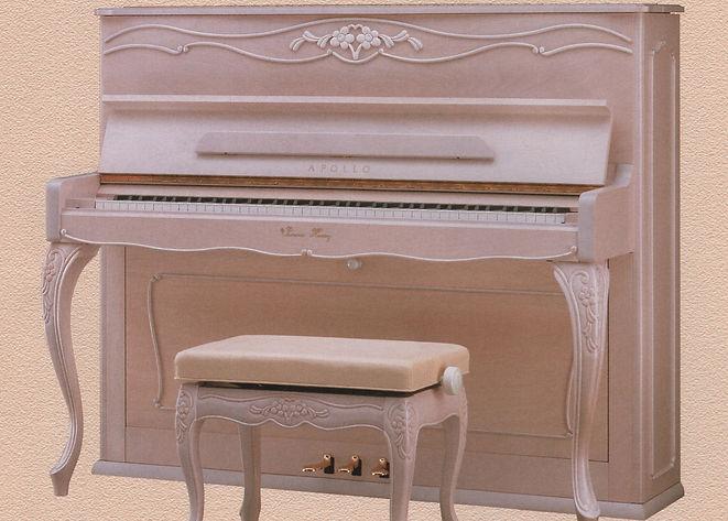 ピアノ プリンセスローズ(ピンクベージュ)