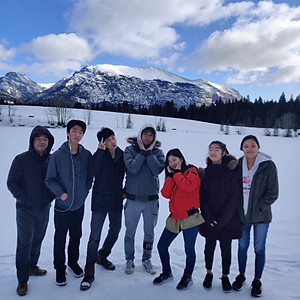 Youth Retreat(Canmore)